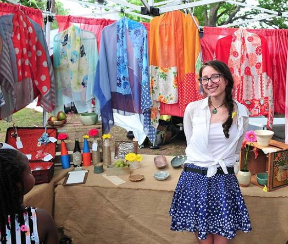 Local arts vendor